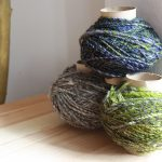 Atelier für individuelle Herstellung von produkten aus schafwolle