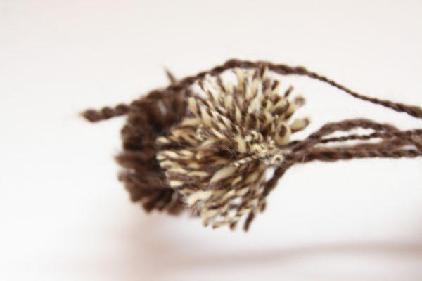 Handspun Merinowolle Pullover aus 100% Öko Merino Schaf Wolle, Argentinien Pullover, beste Qualität
